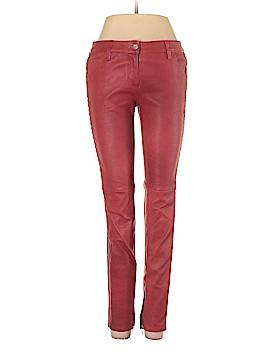 IRO Leather Pants Size 38 (FR)