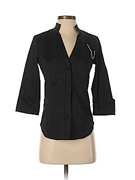 Armani Exchange 3/4 Sleeve Blouse Size S