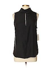Frame Shirt London Los Angeles Sleeveless Silk Top