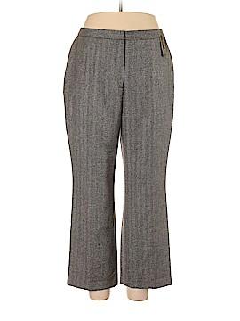 Classiques Entier Wool Pants Size 16