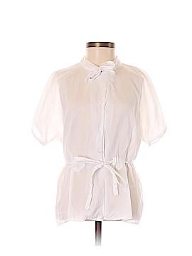 Paul & Joe Sister Short Sleeve Button-Down Shirt Size Sm (1)