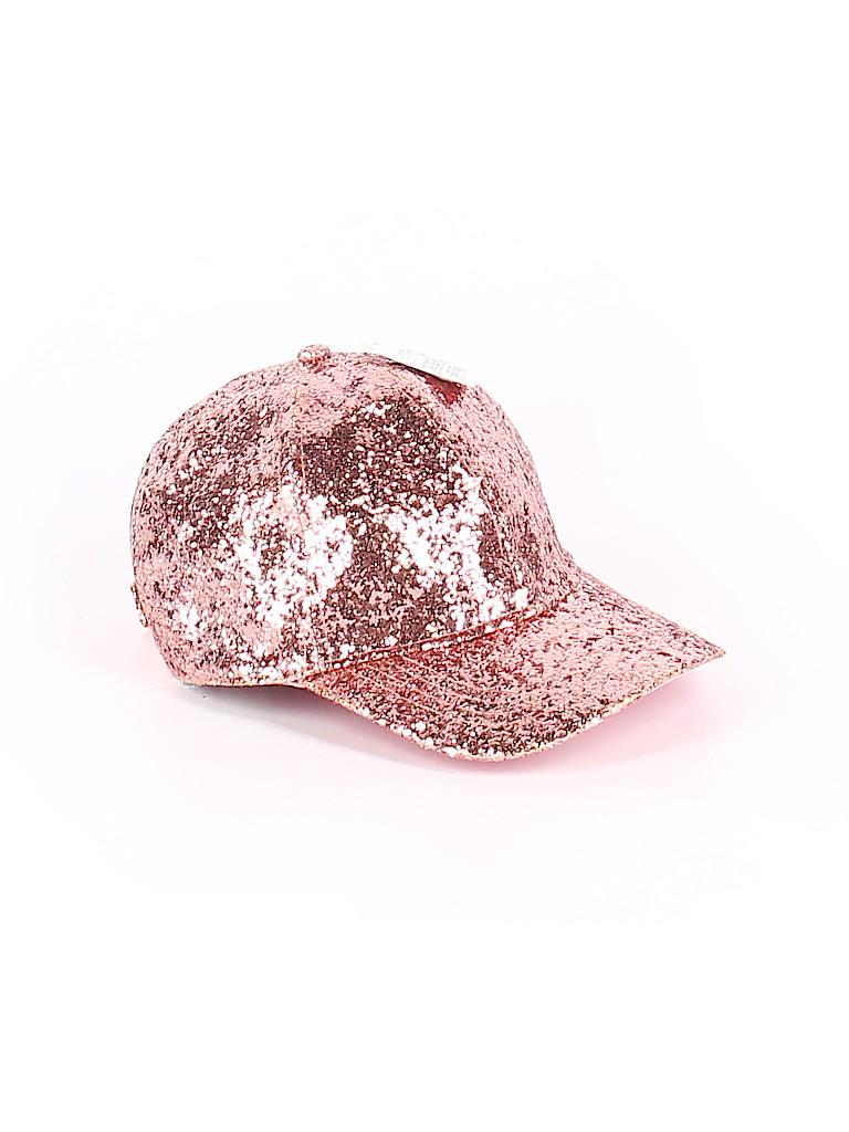 fdb21a69e40 Mossimo Supply Co. Metallic Light Pink Baseball Cap One Size - 46 ...