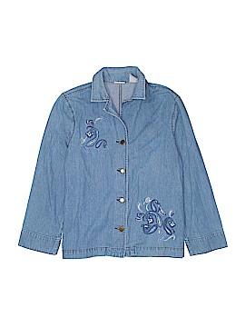Classic Elements Denim Jacket Size 10 - 12