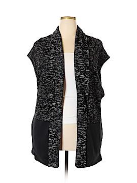 BNCI by Blanc Noir Cardigan Size XL