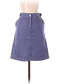 Céline Denim Skirt Size 36