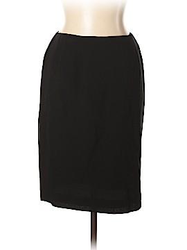 Jones New York Wool Skirt Size 14 (Petite)