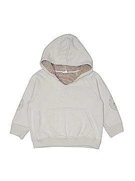 Petit Bateau Pullover Hoodie Size 4