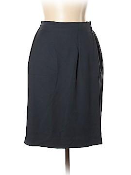 Jones New York Silk Skirt Size 12