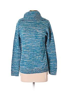 Basic Editions Turtleneck Sweater Size S