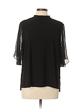CeCe Short Sleeve Top Size L