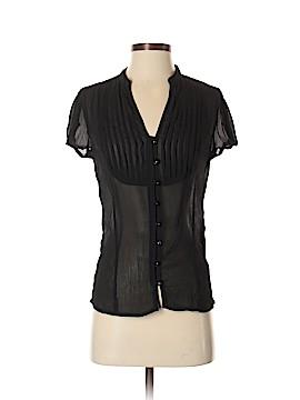 Mexx Short Sleeve Blouse Size 8 (UK)