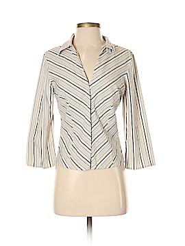 Millenium Long Sleeve Button-Down Shirt Size S