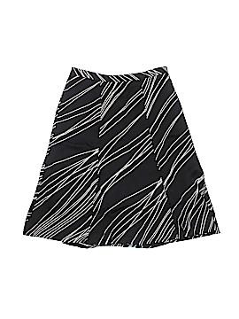 Valerie Stevens Silk Skirt Size 2 (Petite)