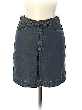 Oasis Denim Skirt Size 8