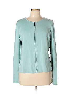 Liz Claiborne Silk Cardigan Size L