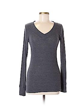 Active Basic Long Sleeve T-Shirt Size M