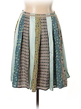 J.jill Silk Skirt Size 14