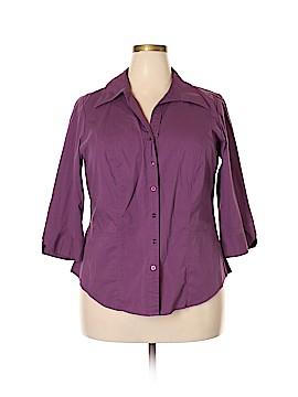Gitano 3/4 Sleeve Blouse Size 18 - 20 (Plus)