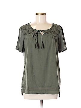 Breckenridge Short Sleeve Top Size M