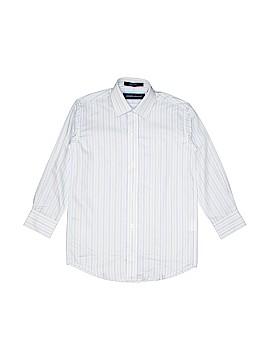 Joseph Abboud Long Sleeve Button-Down Shirt Size 6