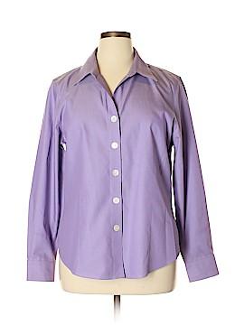 Coldwater Creek Long Sleeve Button-Down Shirt Size 18 (Plus)