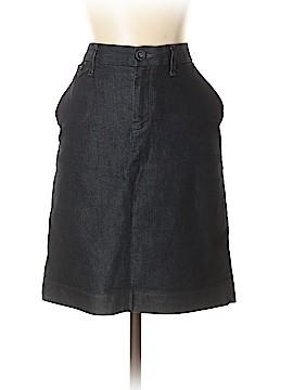 Banana Republic Factory Store Denim Skirt Size 4