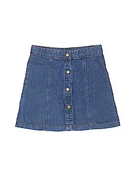 Fab Kids Denim Skirt Size 8