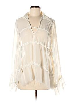 MM6 Maison Martin Margiela Long Sleeve Blouse Size 38 (EU)