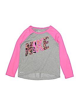 Nike Long Sleeve T-Shirt Size 6X