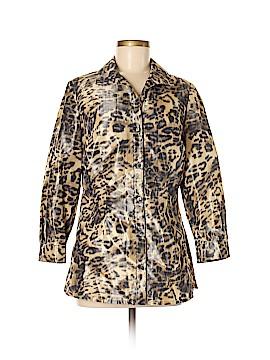Carlisle 3/4 Sleeve Blouse Size 8