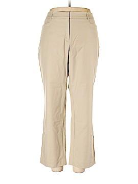 Apt. 9 Dress Pants Size 18 (Plus)