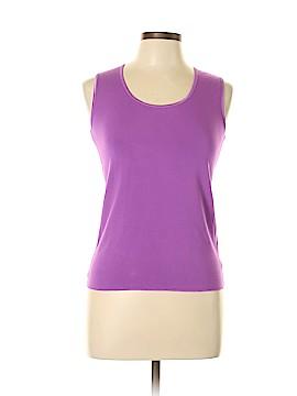 Jones New York Sleeveless T-Shirt Size S