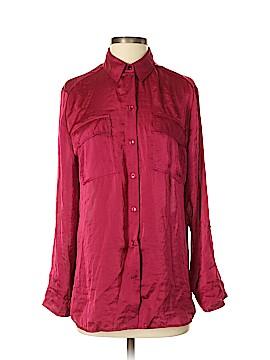 Jones New York Long Sleeve Blouse Size S