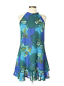 Jack Mulqueen Casual Dress Size 12 (Petite)