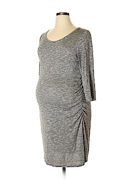 Liz Lange Maternity for Target Casual Dress Size XL (Maternity)
