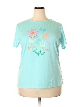 Basic Editions Short Sleeve T-Shirt Size XXL
