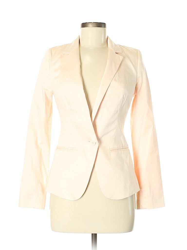 832c31a6fa6feb Orsay Solid Light Pink Blazer Size 38 (EU) - 88% off | thredUP