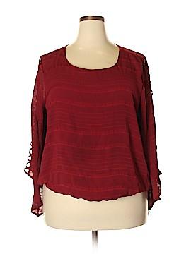 Alyx Long Sleeve Blouse Size 2X (Plus)