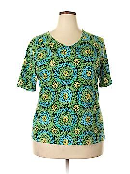 Hannah Short Sleeve T-Shirt Size 2X (Plus)