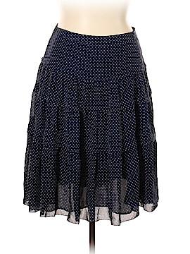 Josephine Chaus Silk Skirt Size 14