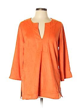 Gretchen Scott Designs 3/4 Sleeve Top Size M