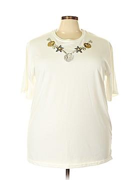 Bobbie Brooks Short Sleeve Top Size 22 - 24 (Plus)
