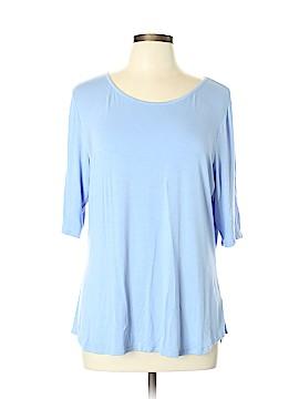 Apt. 9 3/4 Sleeve T-Shirt Size XL