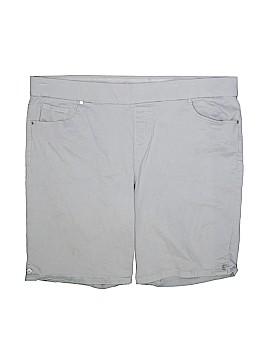 Gloria Vanderbilt Khaki Shorts Size 22W (Plus)