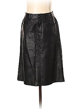 Daryl K-189 Leather Skirt Size 2