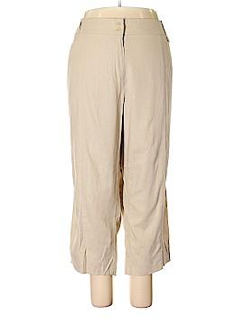 Counterparts Linen Pants Size 20W (Plus)