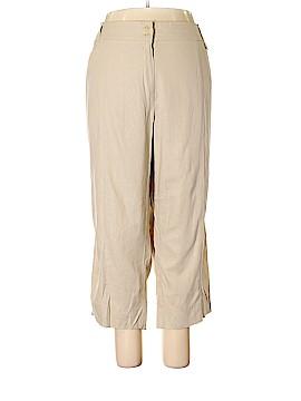 Counterparts Linen Pants Size 24W (Plus)