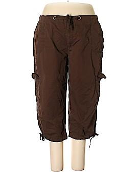 St. John's Bay Cargo Pants Size 24 (Plus)