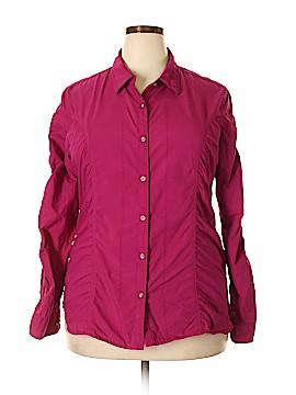Cabela's Long Sleeve Button-Down Shirt Size 2X (Plus)