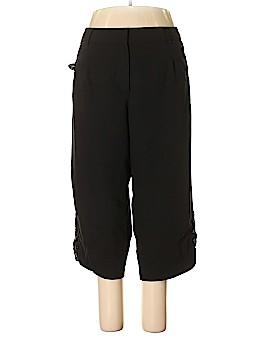 Larry Levine Casual Pants Size 22 (Plus)